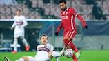 Highlights: Midtjylland 1-1 Liverpool (2 mins)