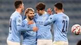 Highlights: Man. City - Marseille 3-0 (2 min)