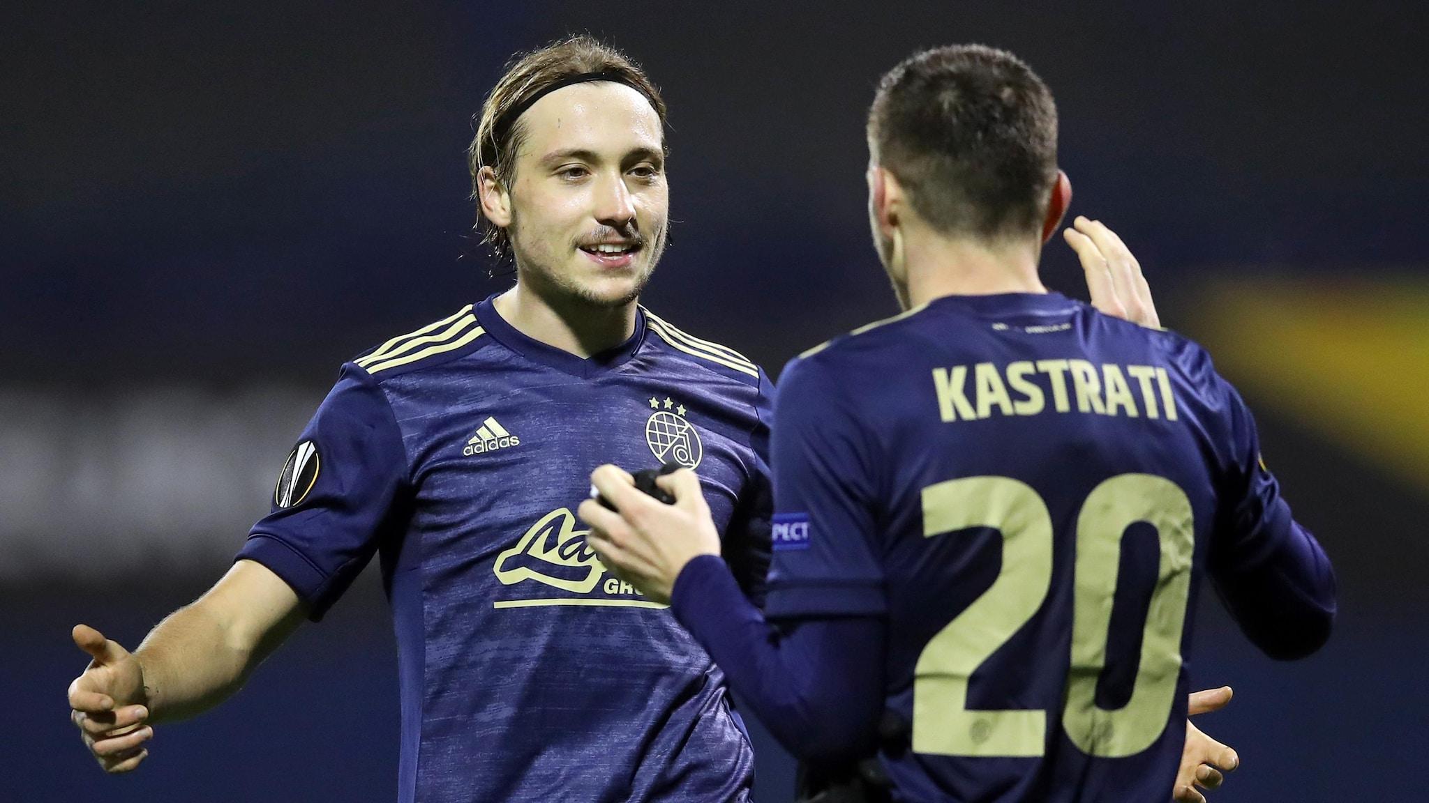 Highlights Dinamo Zagreb 3 1 Cska Moskva Uefa Europa League Uefa Com