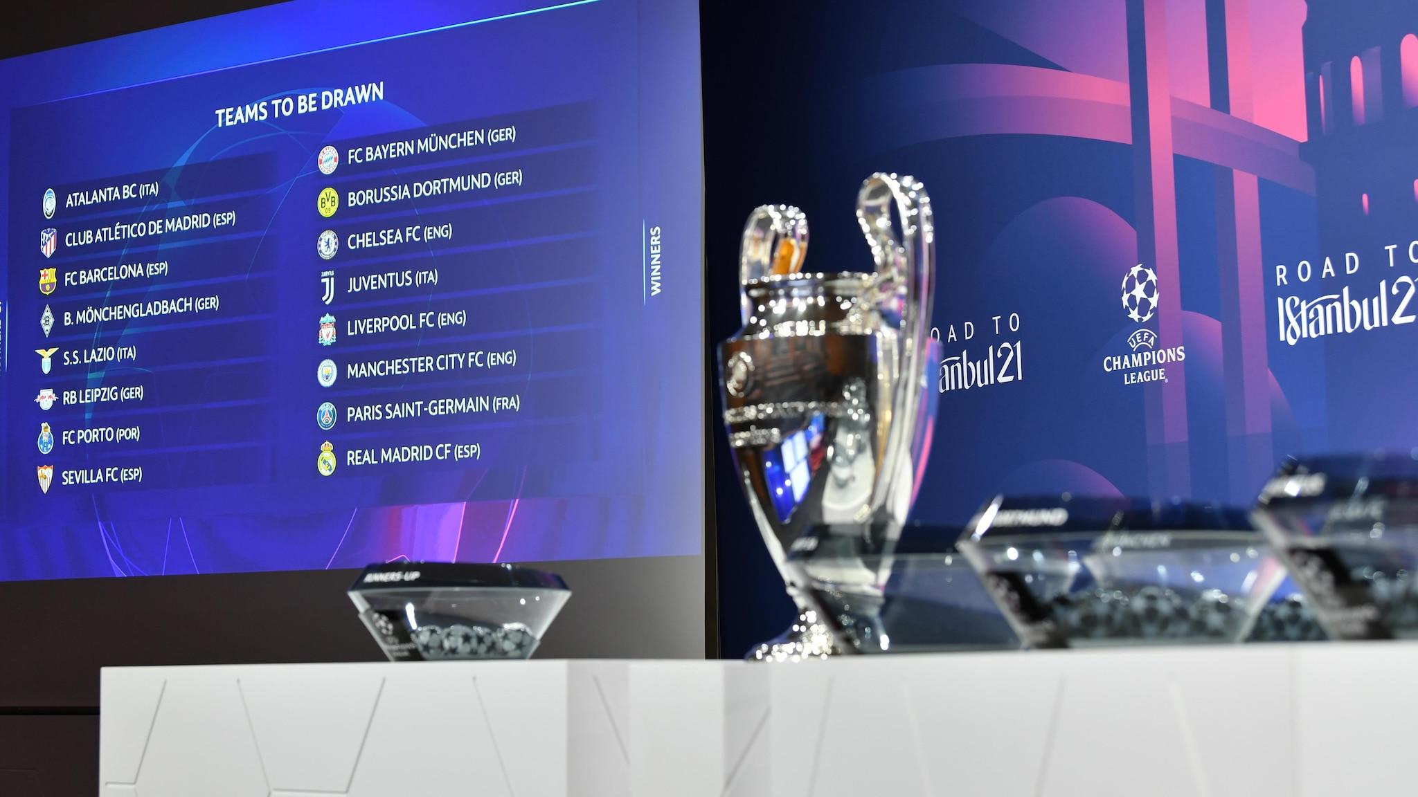 Draws | UEFA Champions League | UEFA.com