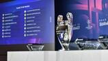 O sorteio decorreu na sede da UEFA, em Nyon