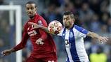 O FC Porto pode voltar a encontrar o Liverpool nos oitavos-de-final