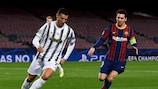Cristiano Ronaldo e Lionel Messi si sono riaffrontati nella fase a gironi 2020/21