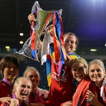 Ambassadrice de la finale de l'UEFA Women's Champions ...