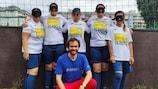 Austria's women's blind football national team