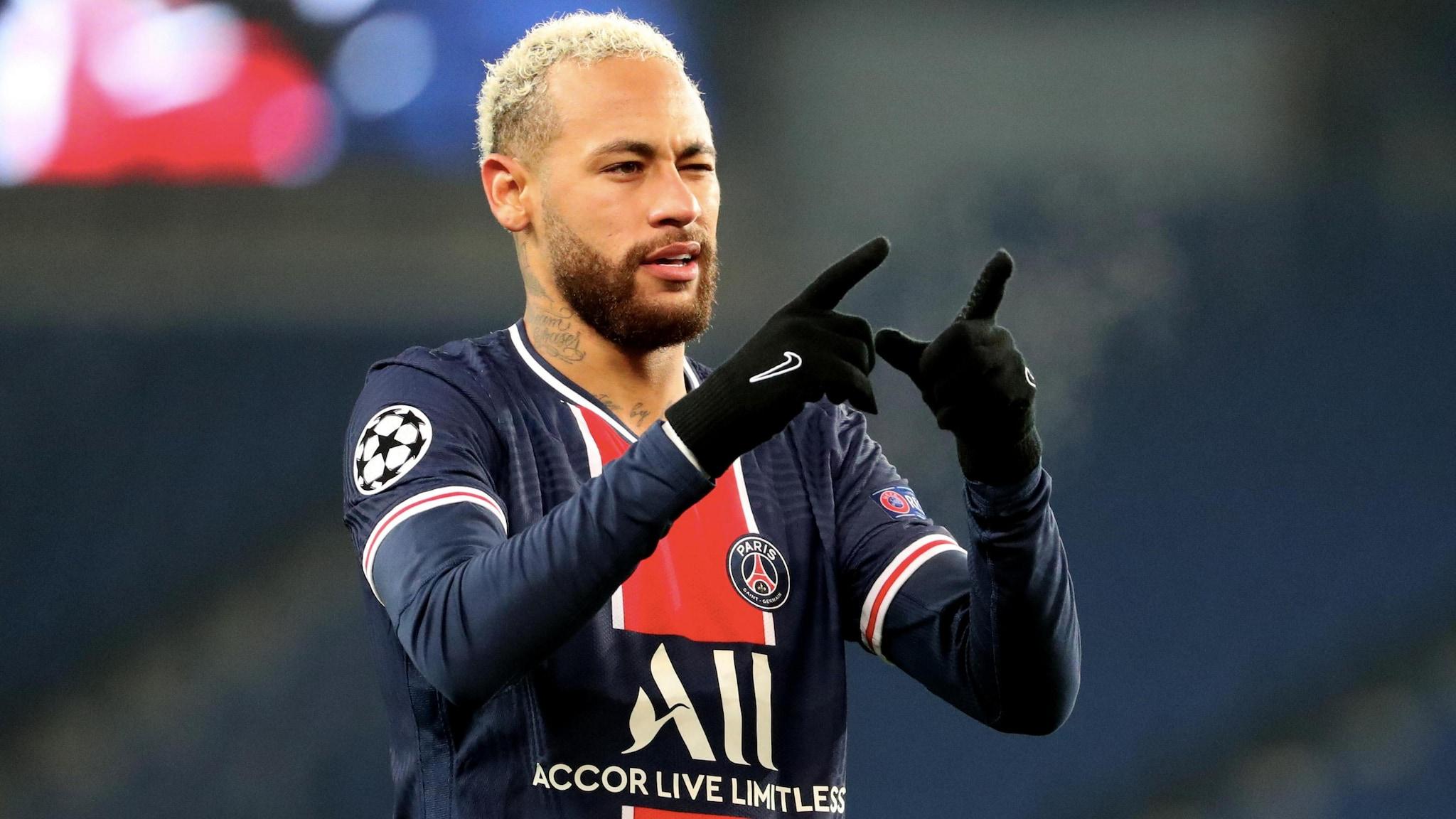 Neymar's favourite opponents