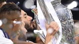 Real Madrid are approaching 1,000 European Cup goals