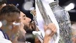 """""""Ranking"""" da Taça dos Campeões Europeus"""