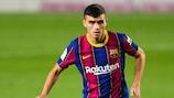 Pedri, gran promesa del Barça y del fútbol español