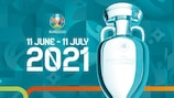 All the EURO 2020 results