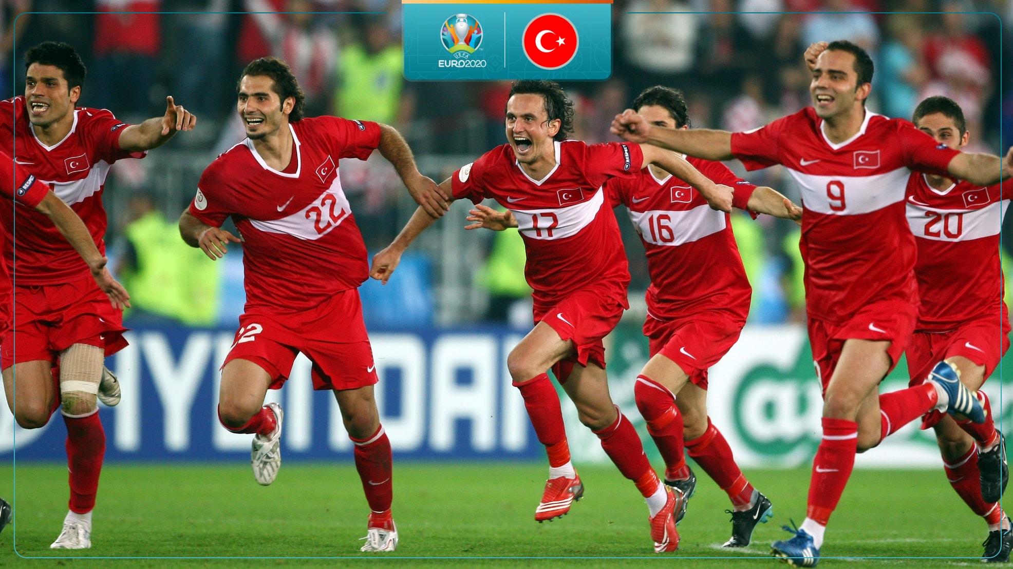 Участники ЕВРО-2020: Турция | UEFA EURO 2020 | UEFA.com