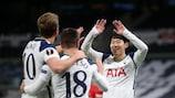 Harry Kane und Heung-Min Son führen Tottenham in dieser Saison an