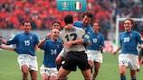 Italy savour a memorable triumph at UEFA EURO 2000