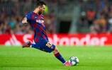 Lionel Messi en phase de groupes