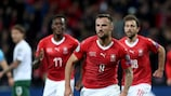 Every goal on Switzerland's road to EURO 2020
