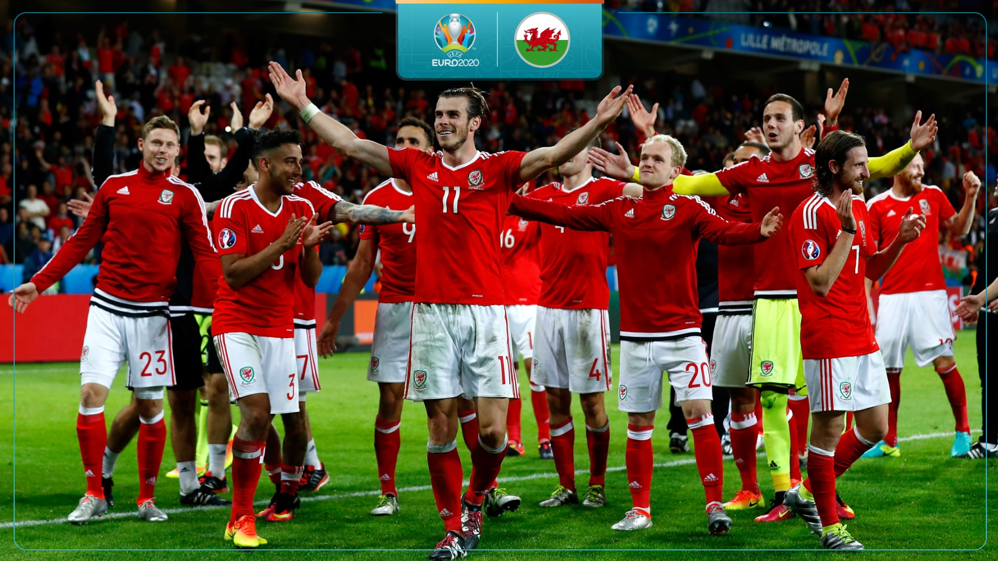 EURO contenders: Wales