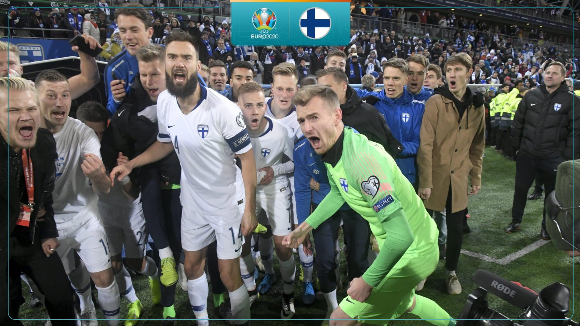 Участники ЕВРО-2020: Финляндия | UEFA EURO 2020 | UEFA.com
