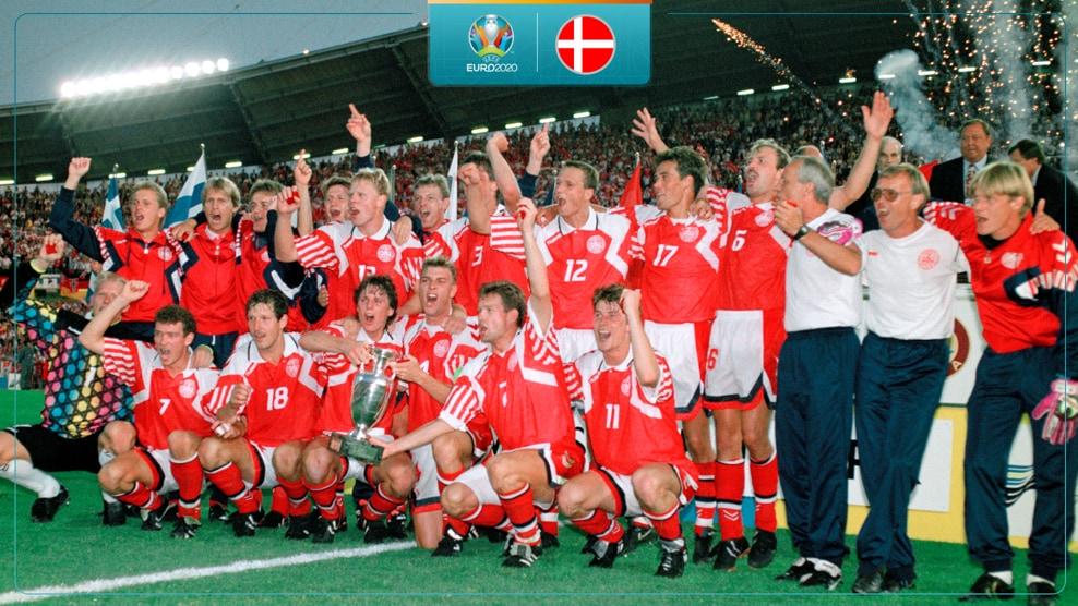 Denmark 1992