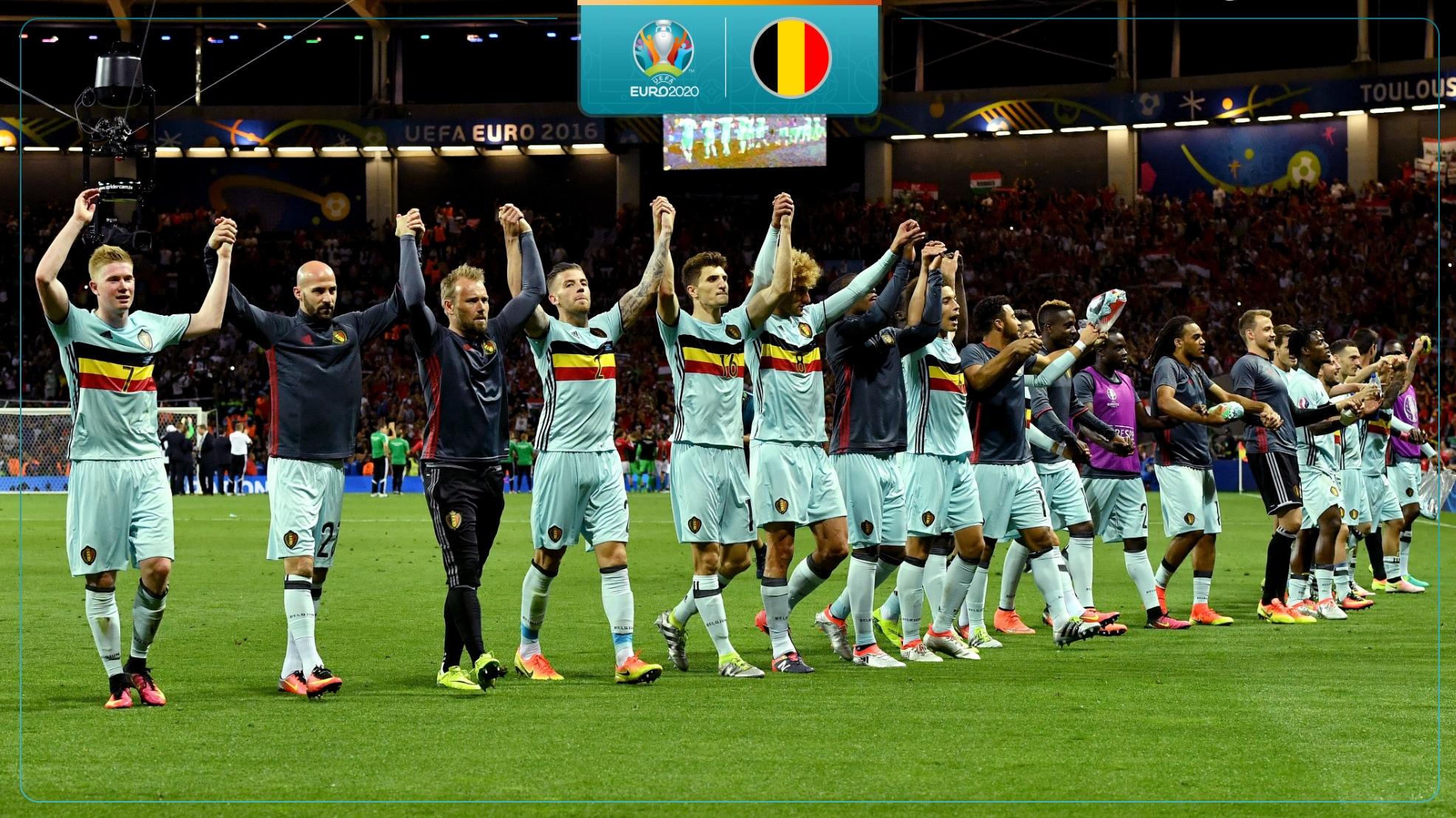 EURO contenders: Belgium