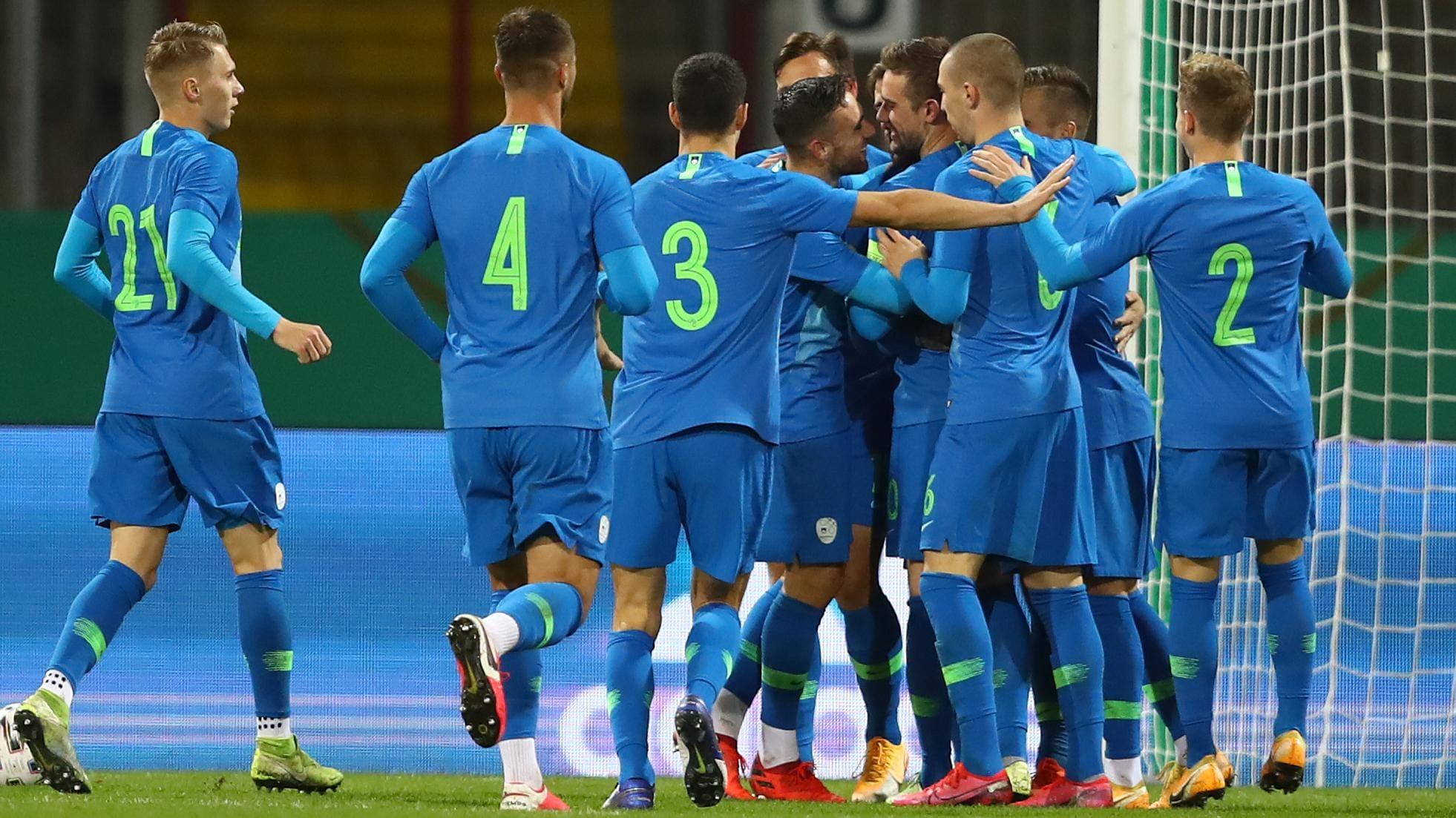 Slovenia vs Spain: facts