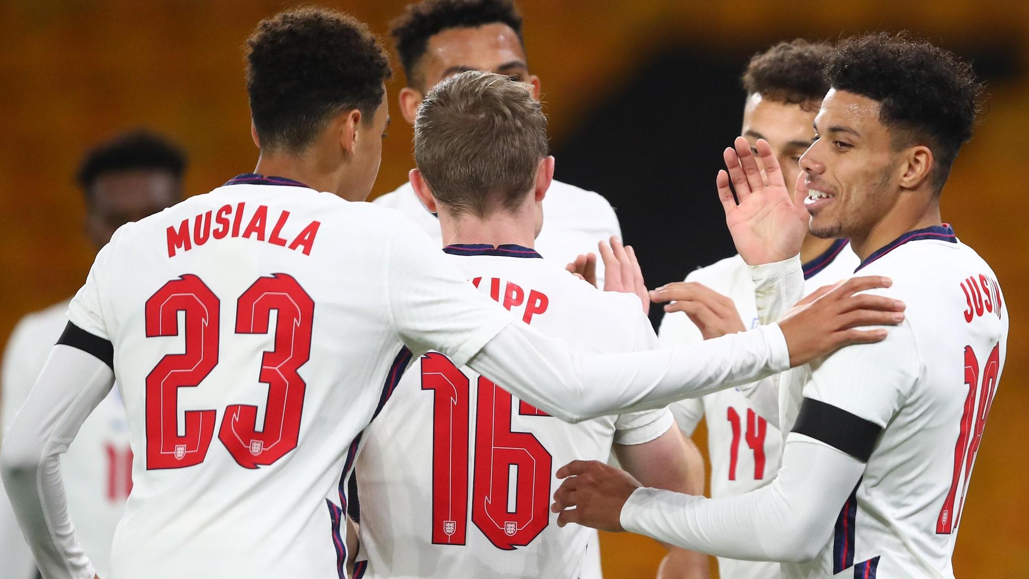England vs Switzerland: facts