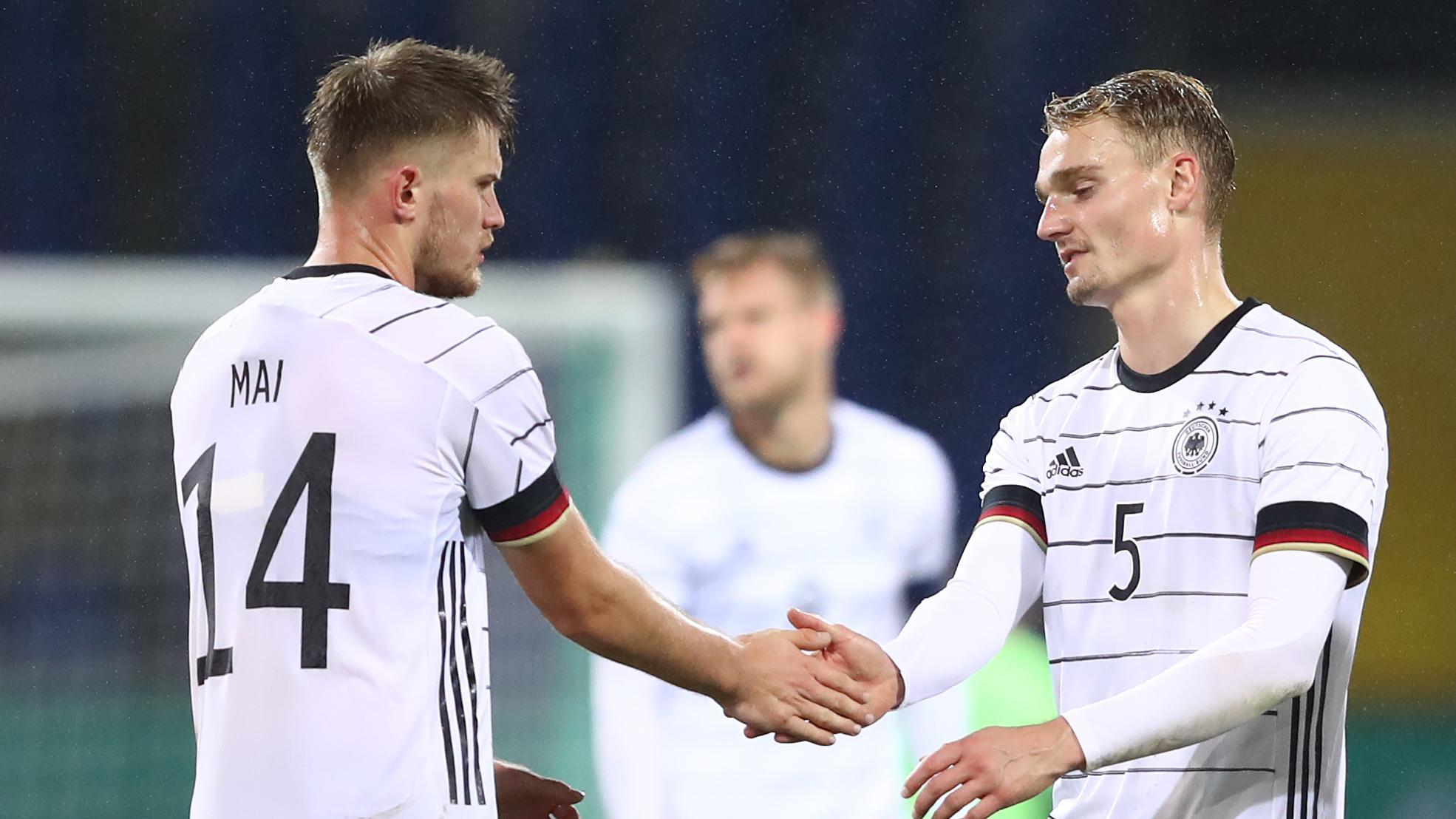 Germany vs Netherlands: facts