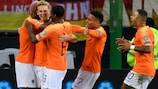 Every Netherlands goal on the road to EURO 2020