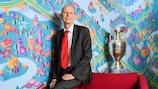 Daniel Koch guidera l'UEFA et les douze villes hôtes de l'EURO à maximiser la présence de supporters.