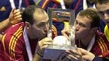 En 2004 España ganó el segundo título