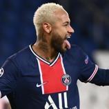 Relájate y disfruta de todos los goles de Neymar en la UEFA Champions League.