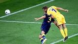 Дивіться, як Шевченко веде Україну до перемоги на Євро-2012