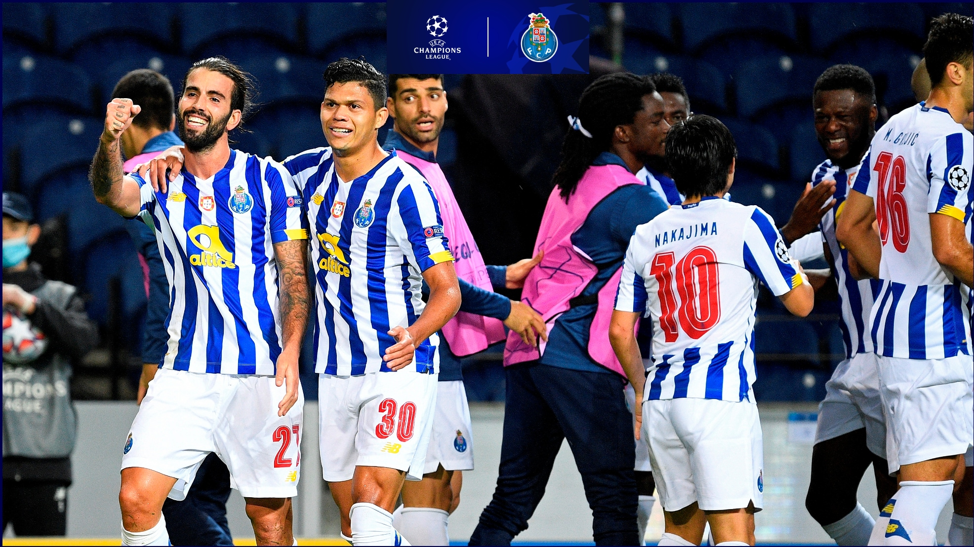 Recap: Porto run a tight ship to qualify