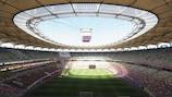 Die Arena Naţională in Bukarest