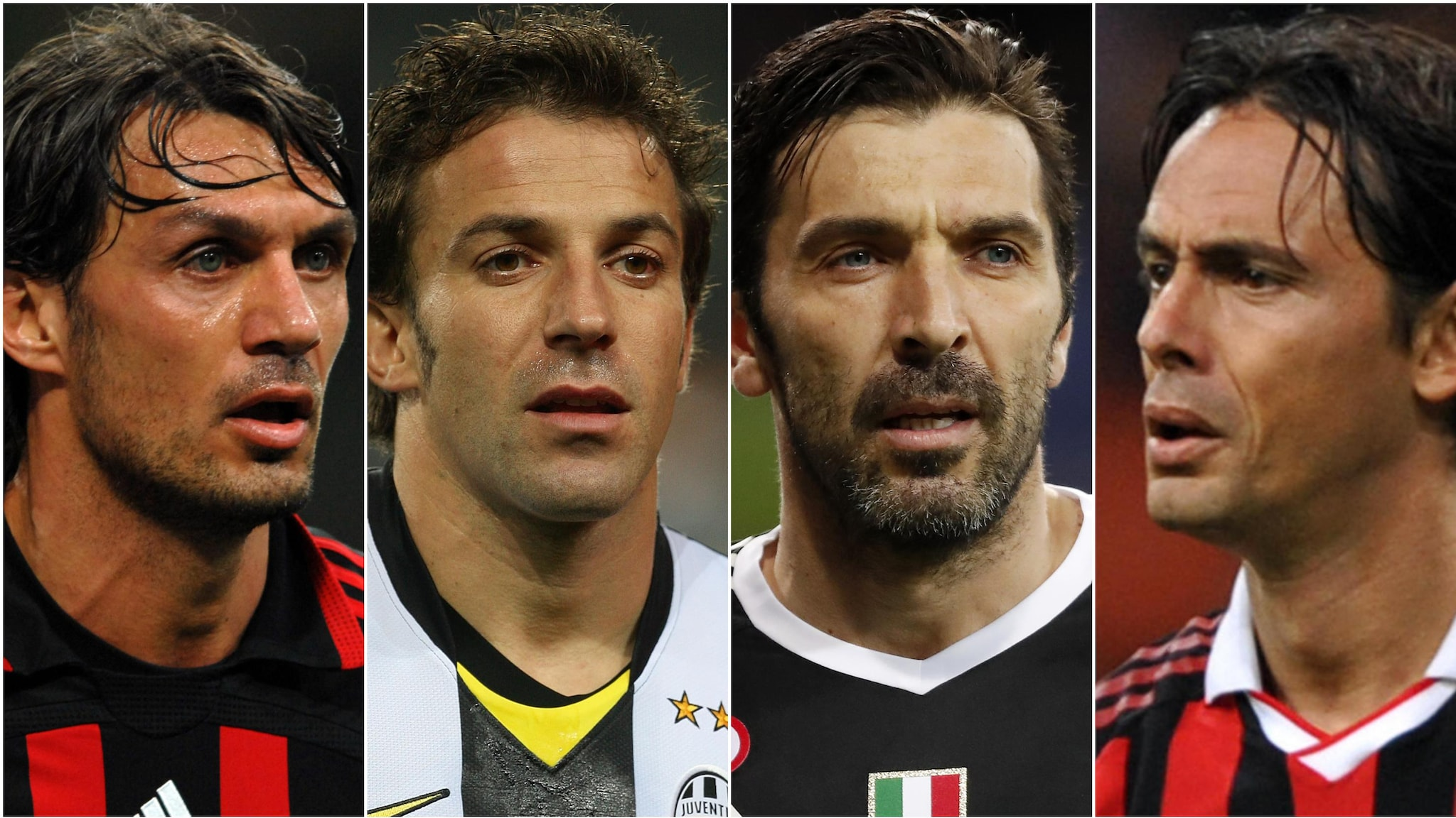 Italy's top performers