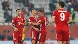 Benjamin Pavard fue el héroe del triunfo del Bayern
