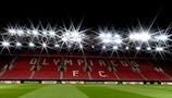 Das Rückspiel zwischen Arsenal und Benfica findet in Griechenland statt