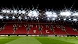 Il ritorno dei sedicesimi tra Arsenal e Benfica si giocherà in Grecia