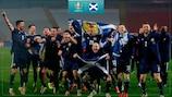 EURO contenders: Scotland