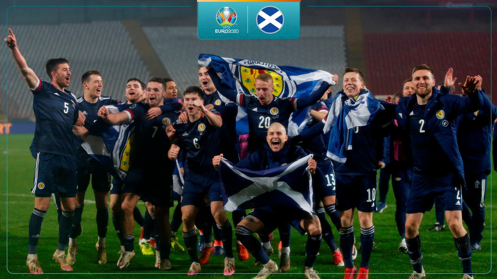 Участники ЕВРО-2020: Шотландия | ЕВРО-2020 | UEFA.com