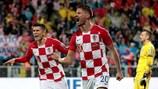 Every goal on Croatia's road to EURO 2020