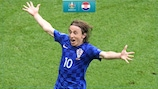 Luka Modrić could be preparing for his last EURO with Croatia