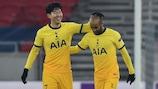 Heung-Min Son und Lucas Moura trafen im Hinspiel beide für Tottenham