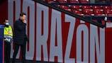 Coraje y corazón, el lema del Atlético para seguir adelante