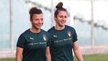 L'Italia si prepara ad affrontare Israele mercoledì