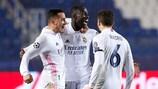 Atalanta 0-1 Real Madrid