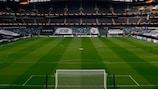 El Tottenham Hotspur Stadium, en una noche de UEFA Europa League