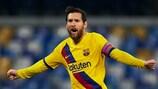 Messi es el máximo goleador de todos los tiempos de octavos de final