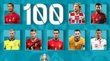 Der 100er-Klub der EURO