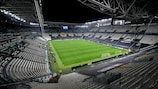 Juventus Stadium in Turin