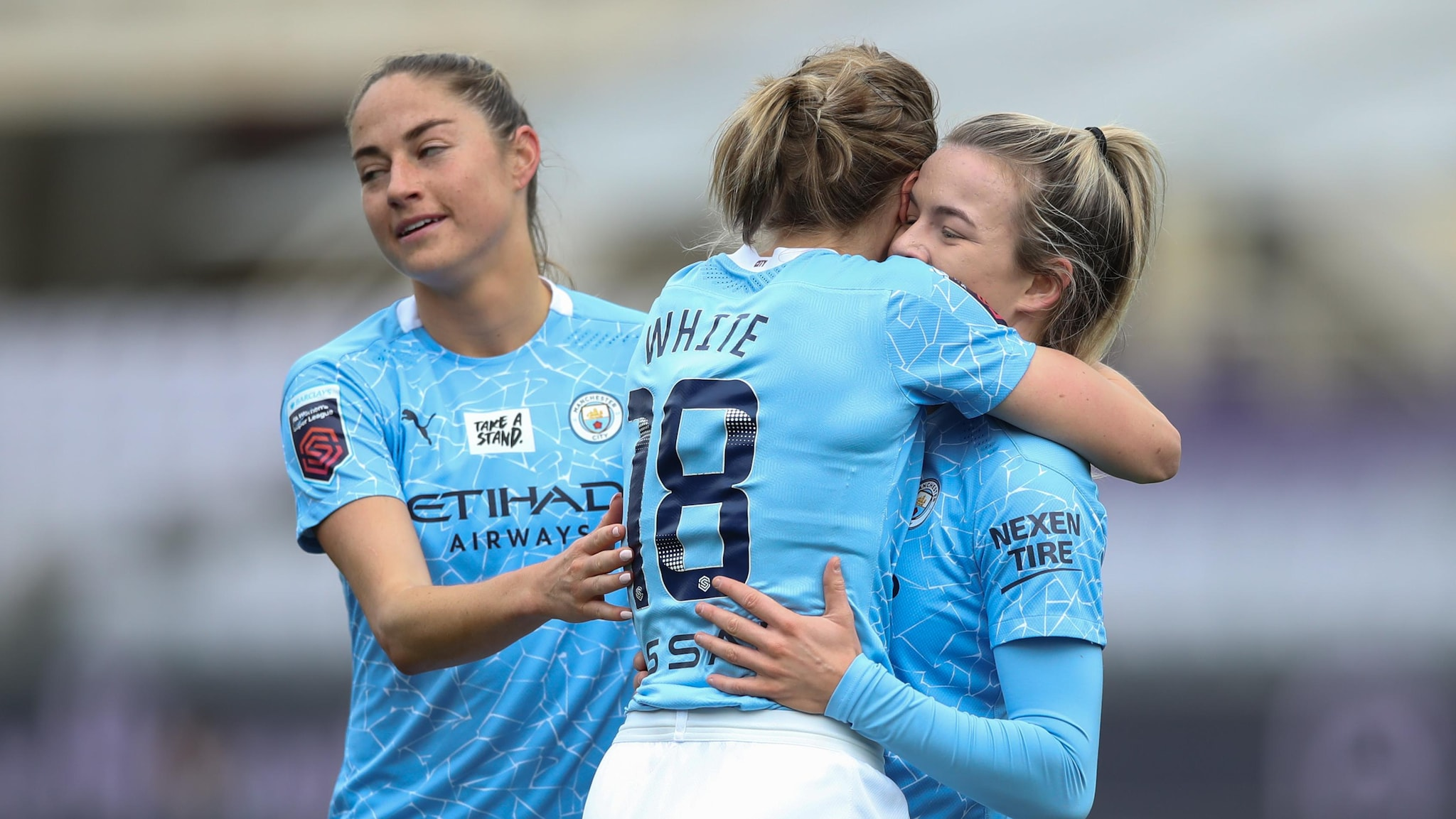 Women's Champions League round of 16 report